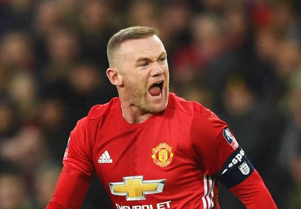 wayne rooney returns to manchester united xi marcus