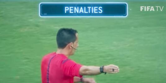 Video anula dos goles, valida otro y genera polémica en Rusia