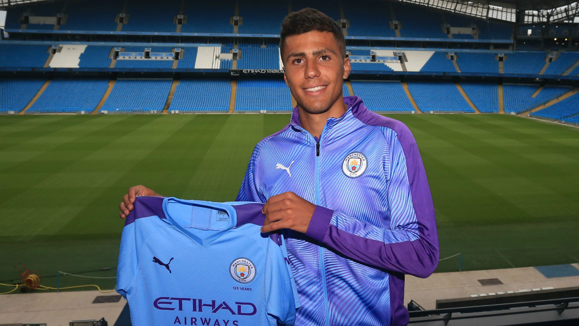 Rodri: I'm strong enough to cope in the Premier League