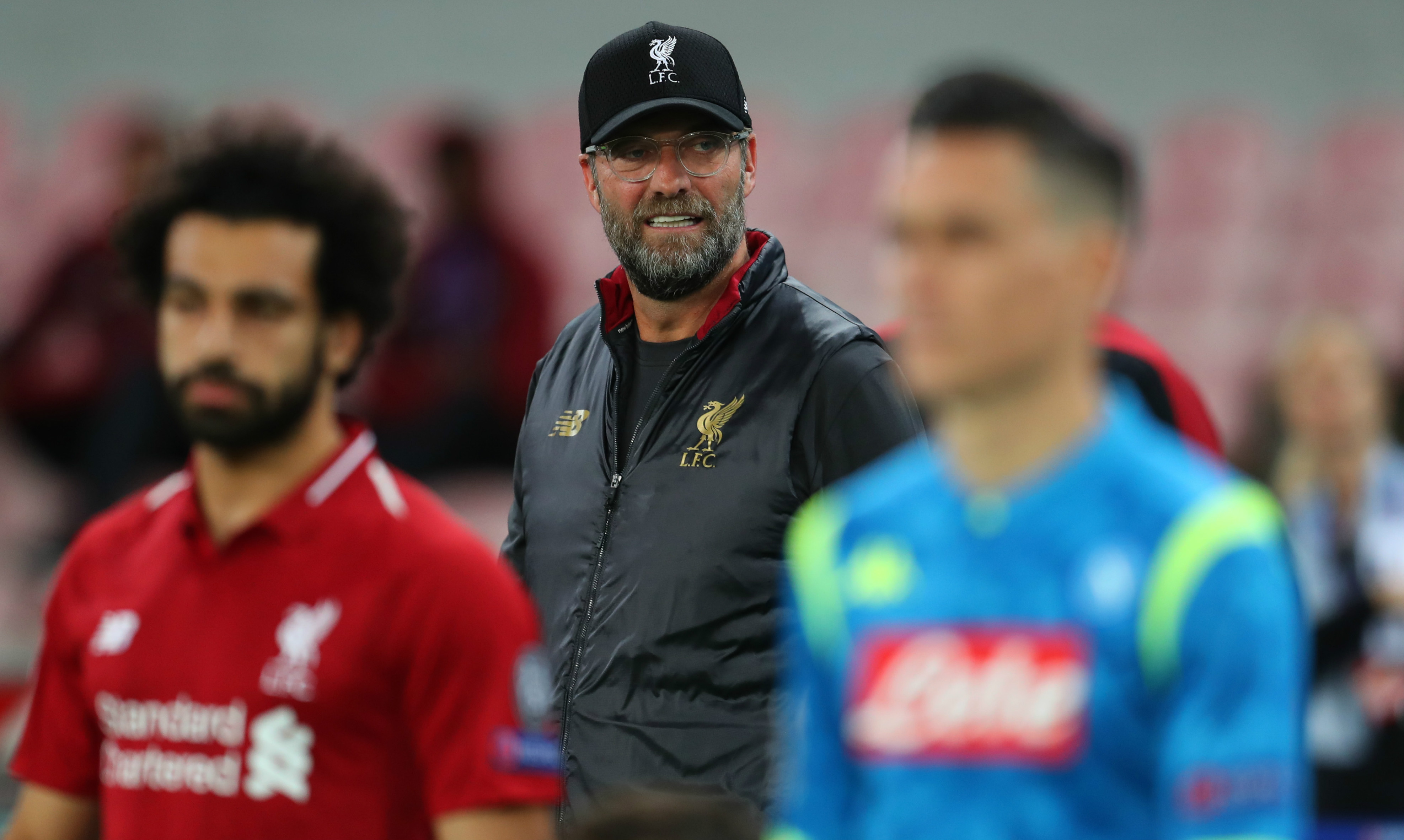 Klopp not taking 'cheeky b*stards' Napoli lightly as Liverpool kick-off European defence