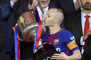 Iniesta the perfect poster boy for a new generation of talents at Barca