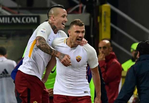 Edin Džeko je ove sezone za Romu zabio osam golova u svim natjecanjima