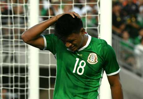 Did Mexico fail at Gold Cup?