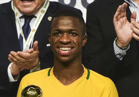 Vinicius Jr: I'm going to play with Ronaldo!