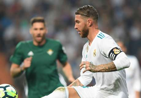 Ramos remains calm after loss