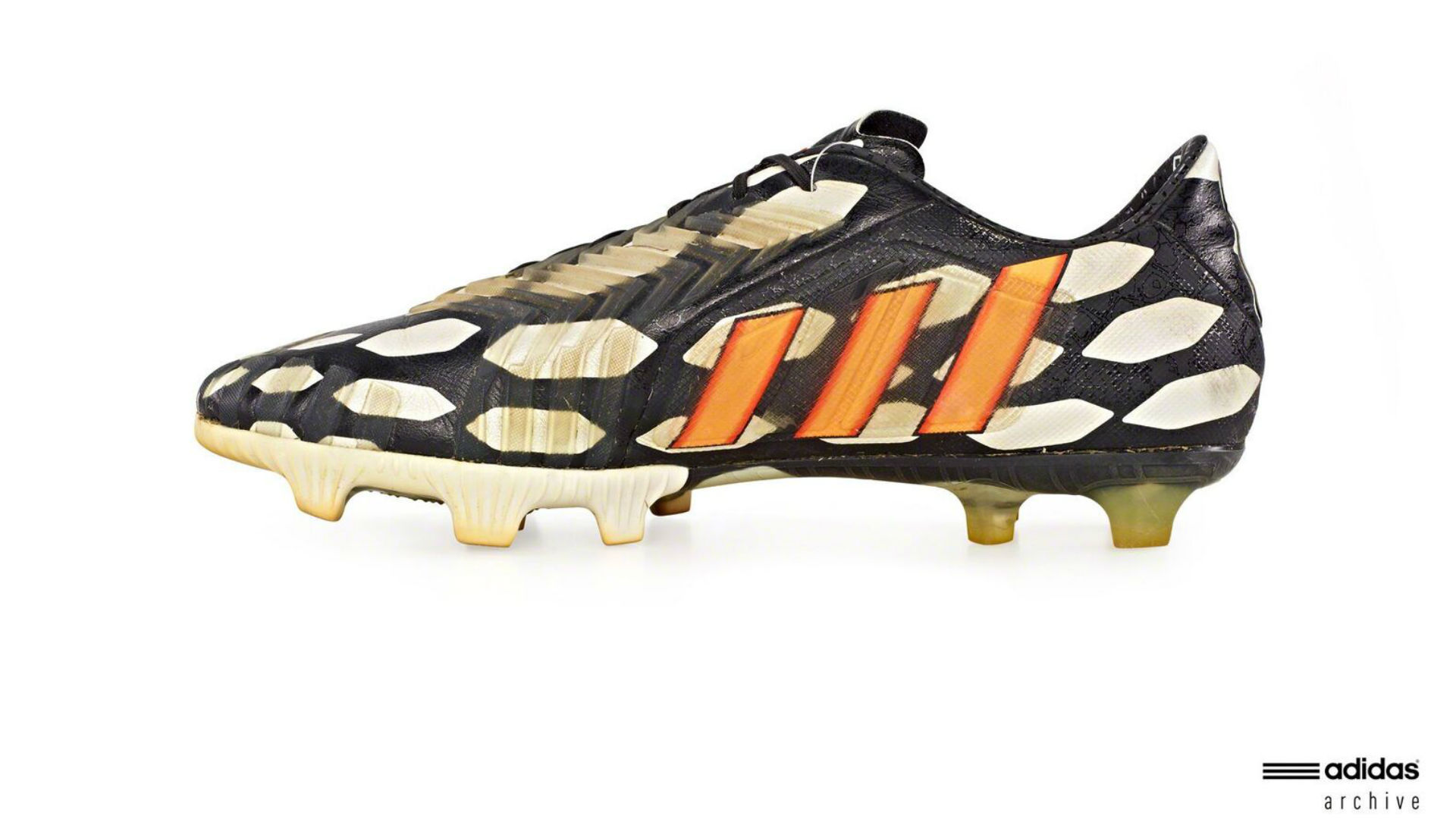 reputable site ac431 140f2 ... denmark adidas predator accelerator mania every edition of world famous  boots sporting news 28699 6fc14