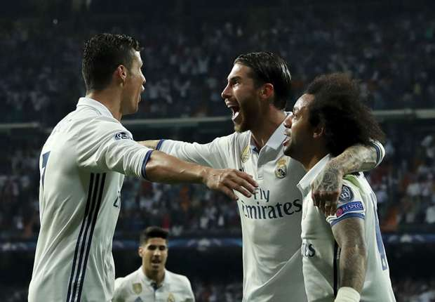 Tembus Semi-Final, Real Madrid Catat Rekor Baru