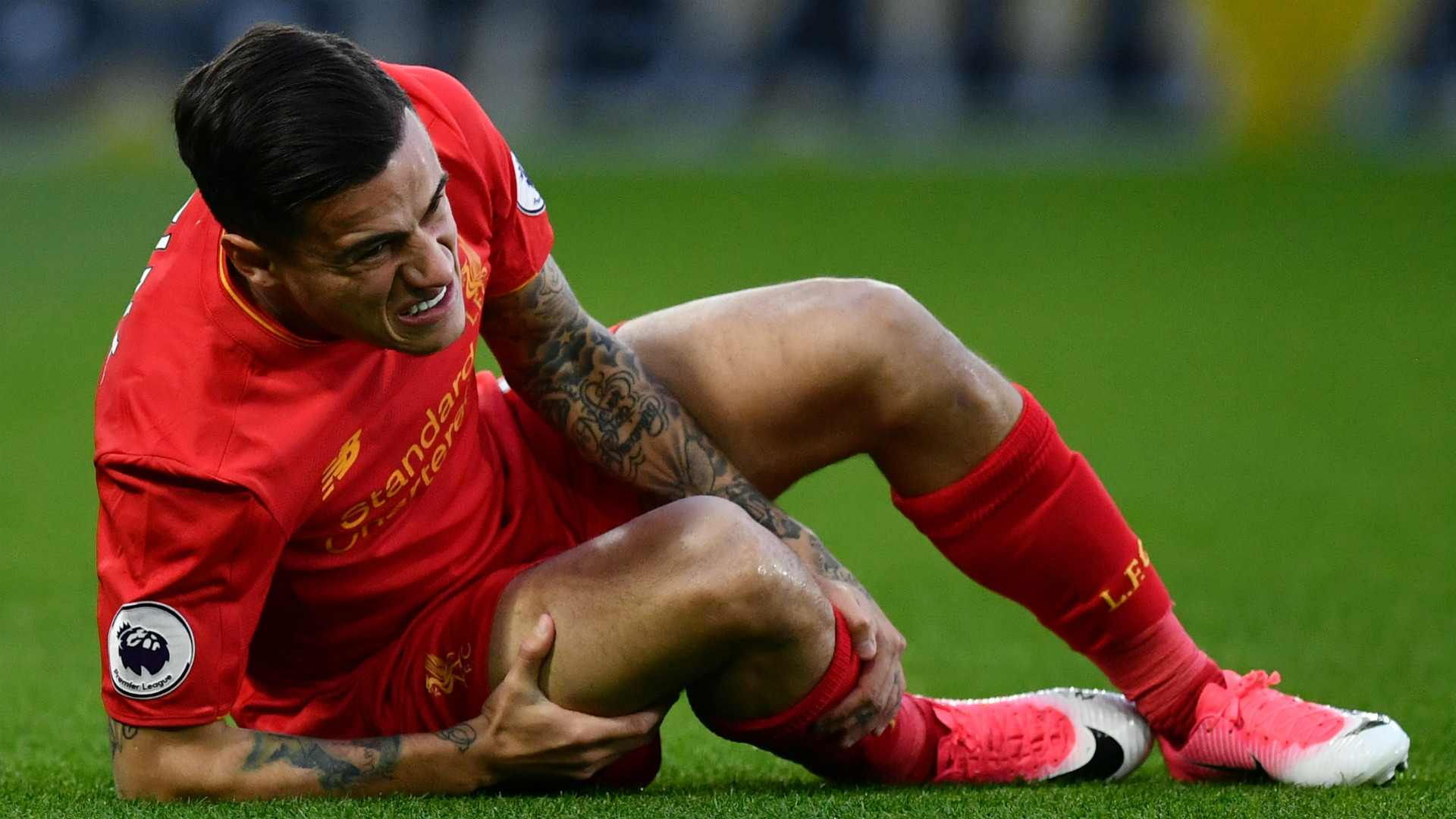 HD Phil Coutinho injury