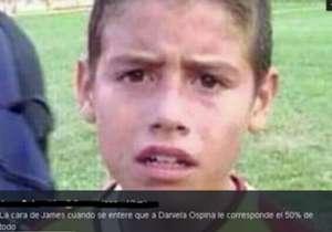 La relación entre el jugador y su esposa, la modelo Daniela Ospina, ha llegado a un punto sin retorno, provocando la reacción en las redes sociales.
