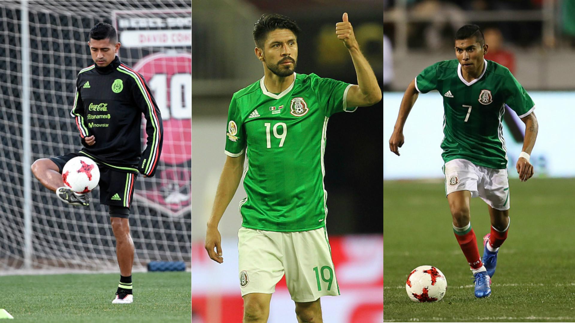 Osorio apostará por jóvenes en la Copa Oro