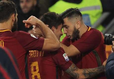 Roma Berjaya Di Derby della Capitale