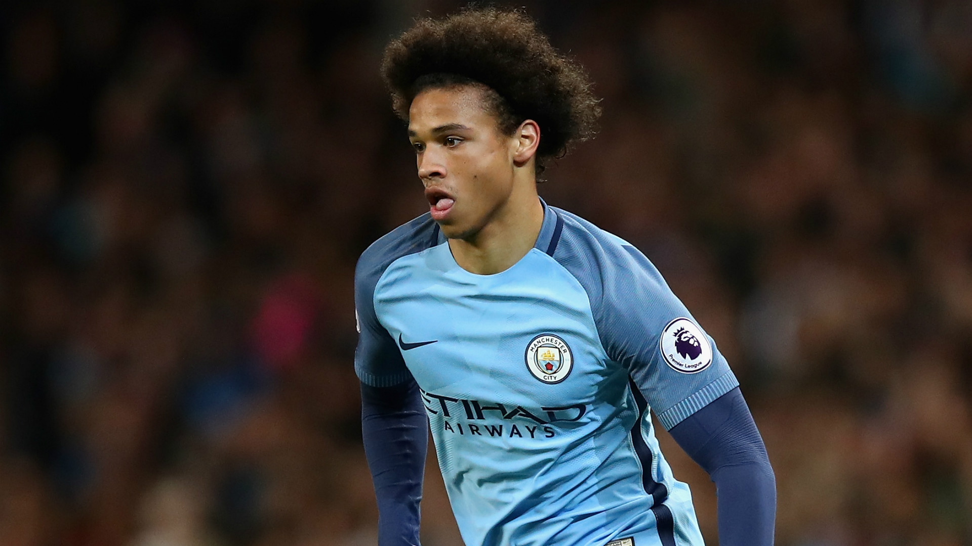 Leroy Sane Manchester City Premier League
