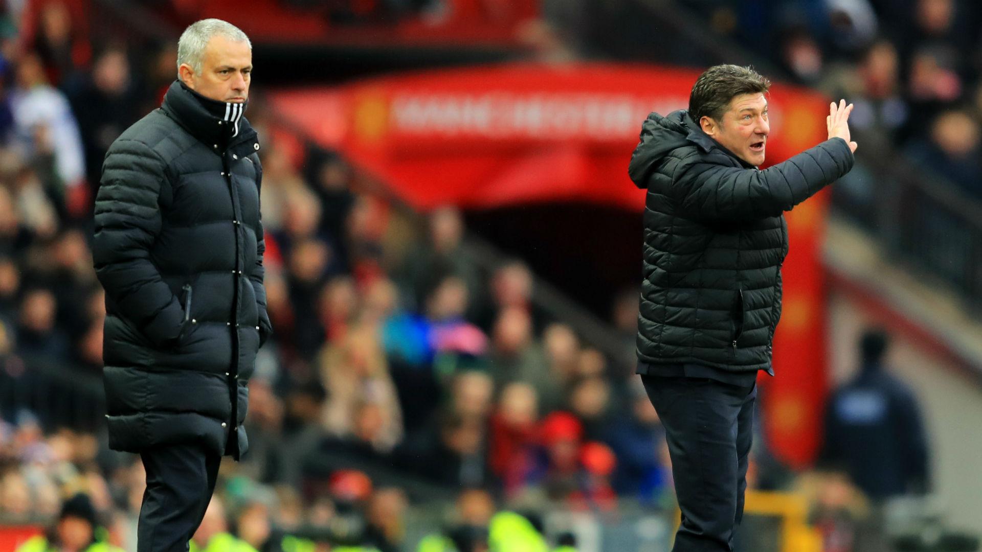 Manchester United Watford Mourinho