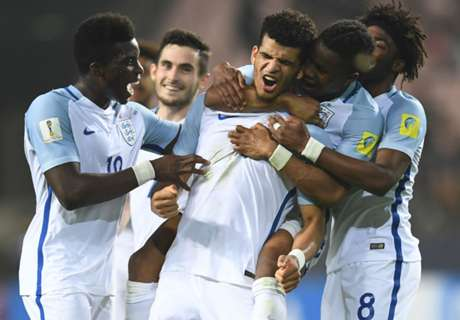 England reach U20 World Cup final