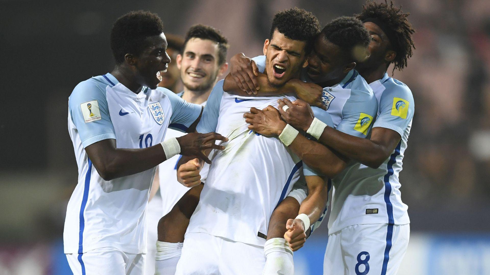 Dominic Solanke Italy England U20