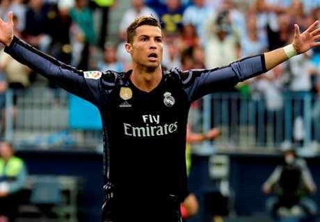 'Real didn't make Ronaldo, Man Utd did'
