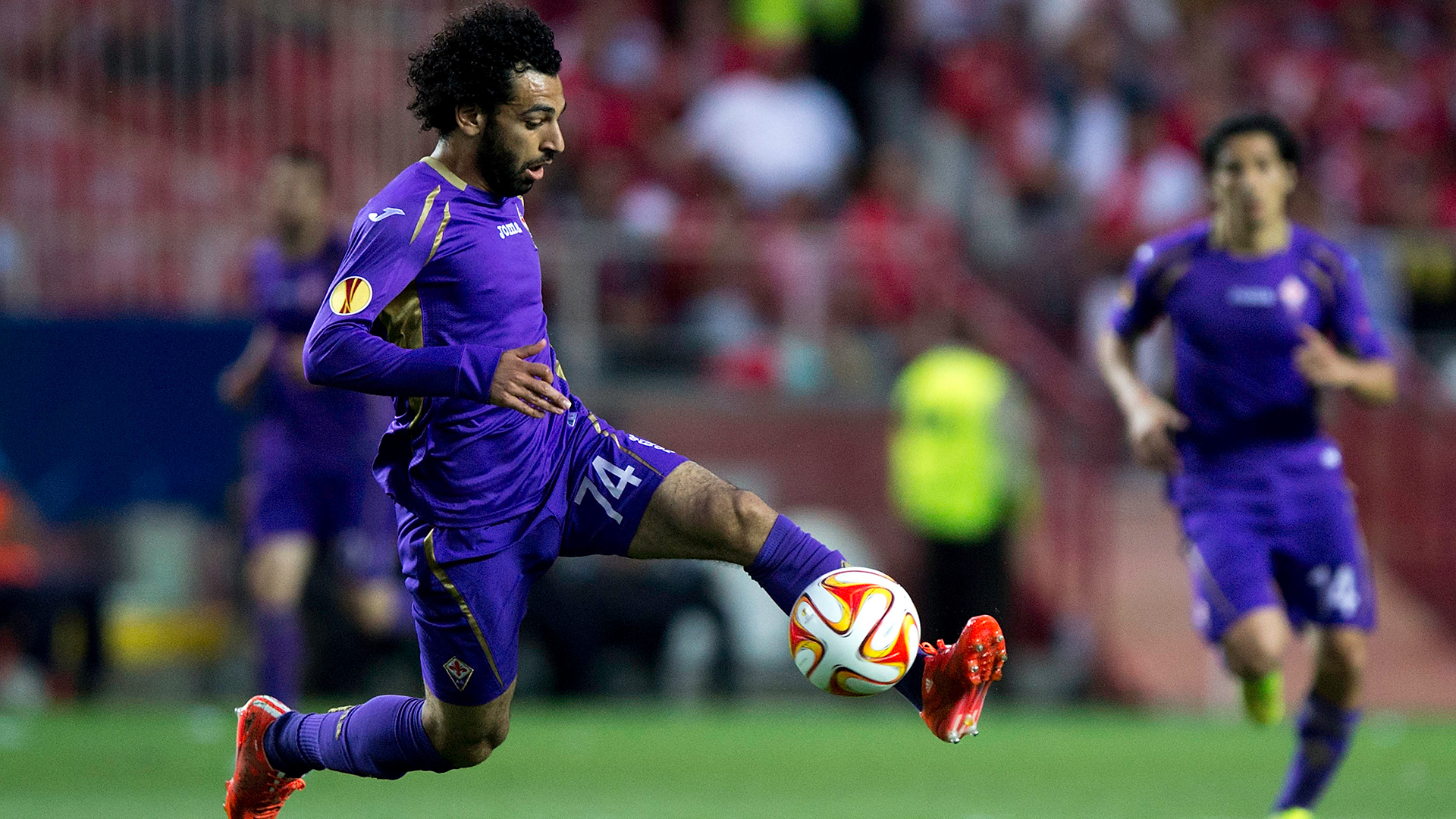 Mohamed Salah Fiorentina