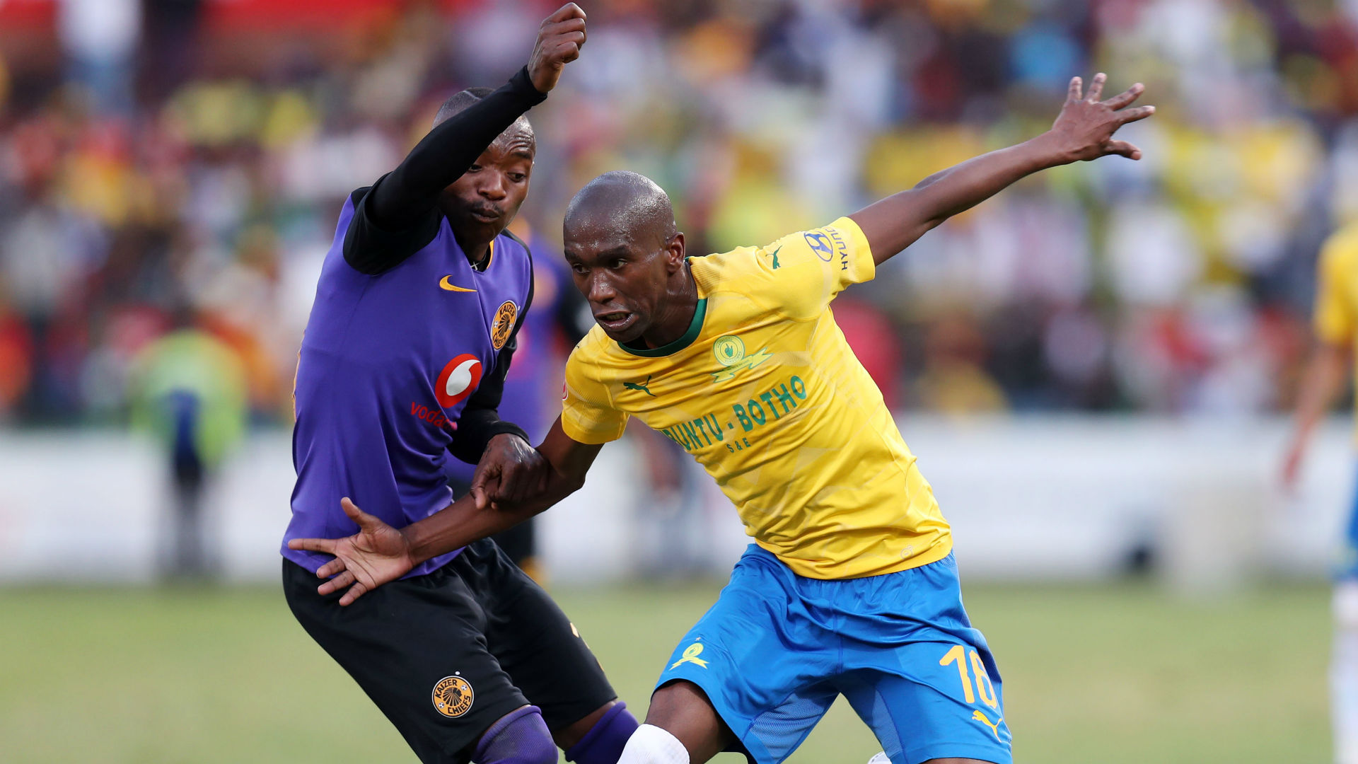 Agent: Ngcongca is not leaving Mamelodi Sundowns