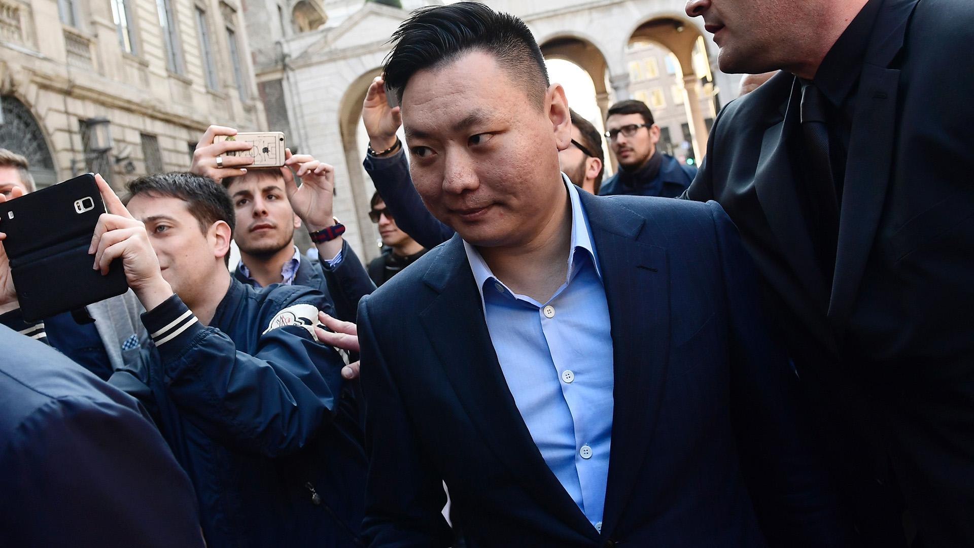 AC Milan fue oficialmente vendido a inversionistas chinos