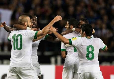 Saudi Arabia 'very confident' - Papas