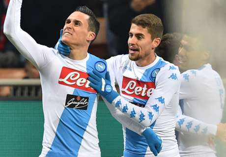 Callejon & Insigne vital in Napoli win