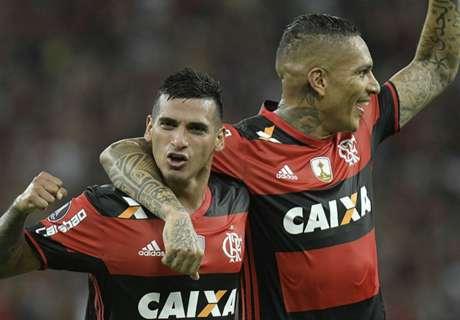 WATCH: Flamengo star hits stunner