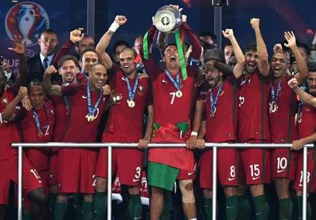 Los que más dinero percibieron por Euro 2016