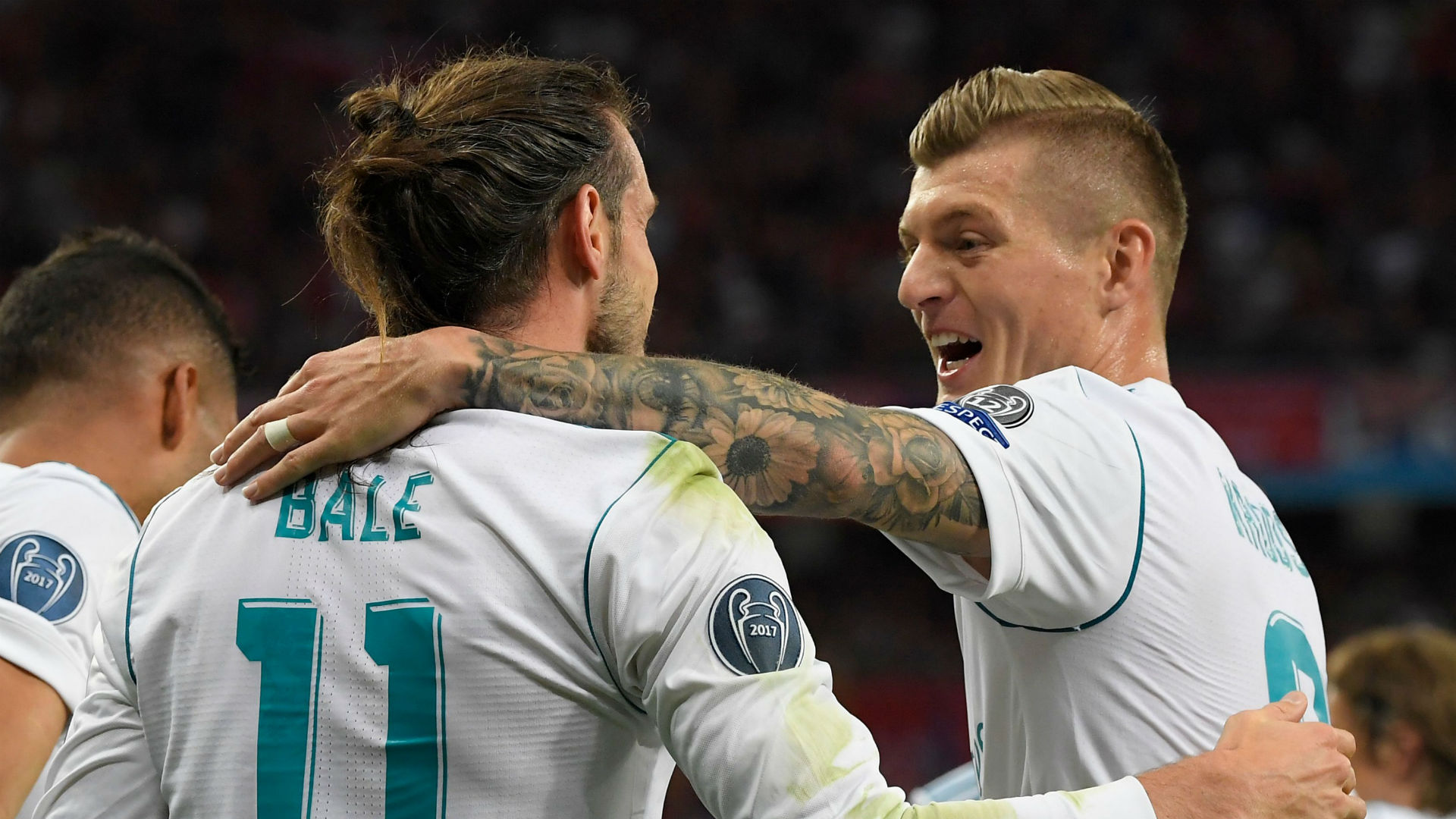Bale transfer talk leaves Kroos in the dark as Real Madrid team-mate questions Wales availability