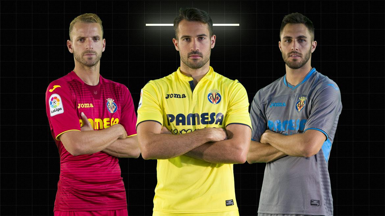 Camisetas Villarreal CF