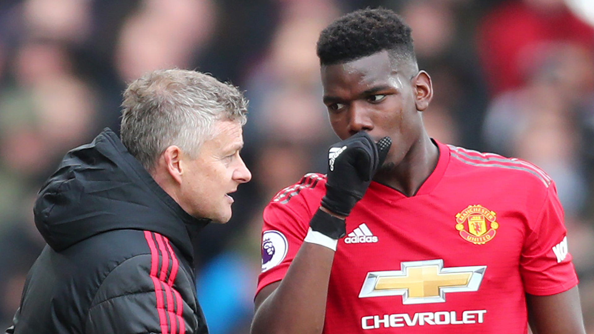 Pogba in contention for Man Utd captaincy despite Real Madrid speculation