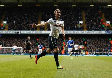 Harry Kane's London derby stats