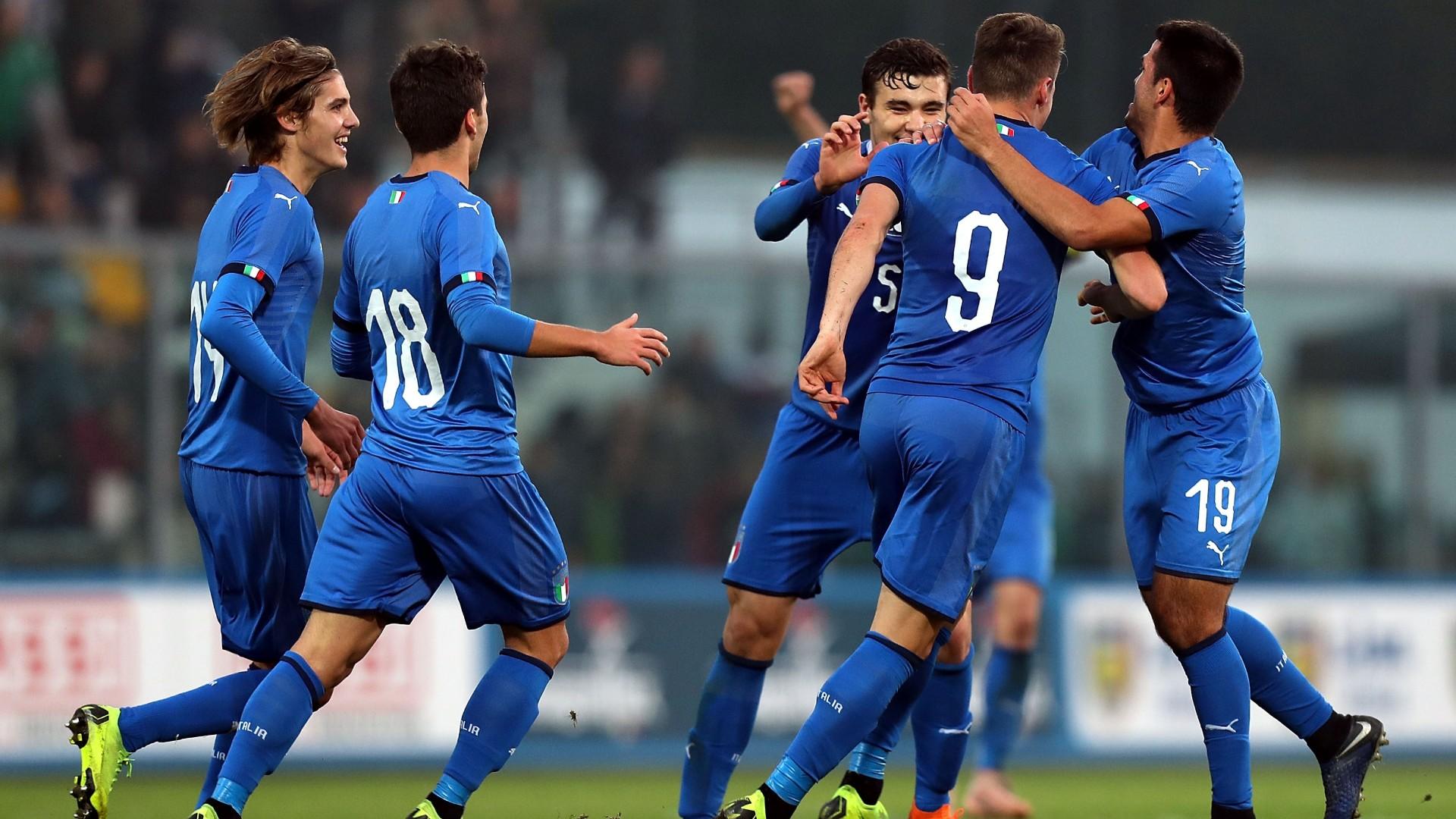 Coupe du monde U20 - L'Italie rejoint l'Ukraine en demi-finale