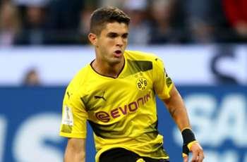 Pulisic staying at Dortmund despite Liverpool speculation