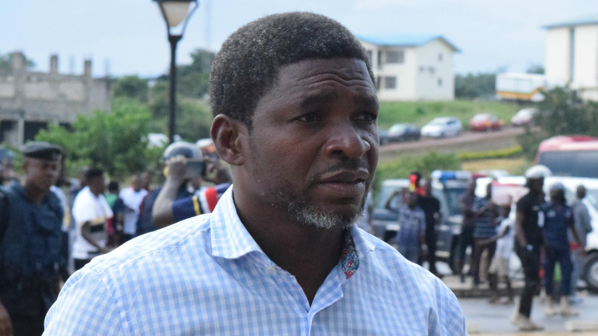 Chan 2020: Ghana not thinking about their Burkina Faso record - Konadu