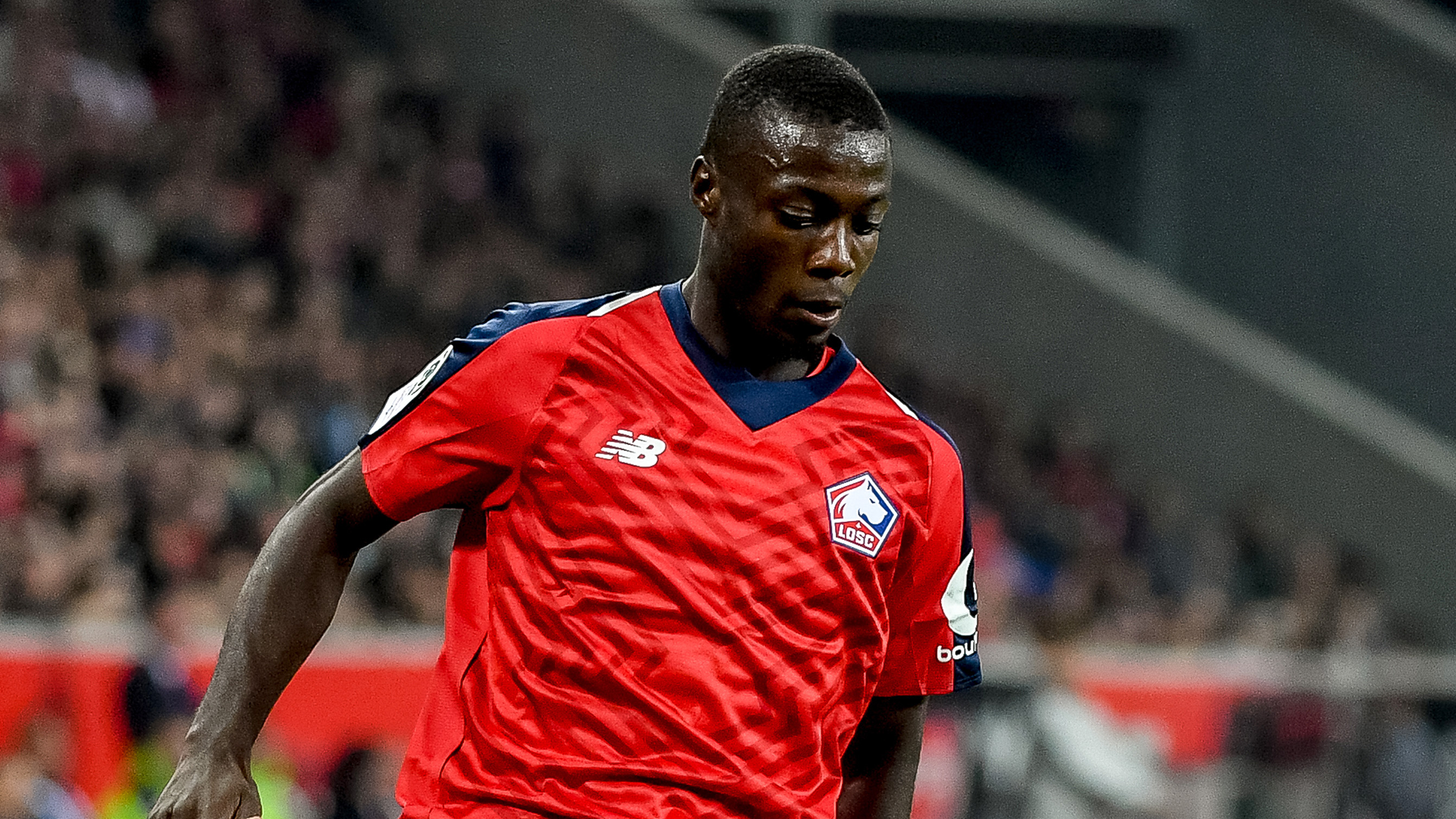 Man Utd target Pepe the subject of 'big offers' as Lille brace for imminent exit