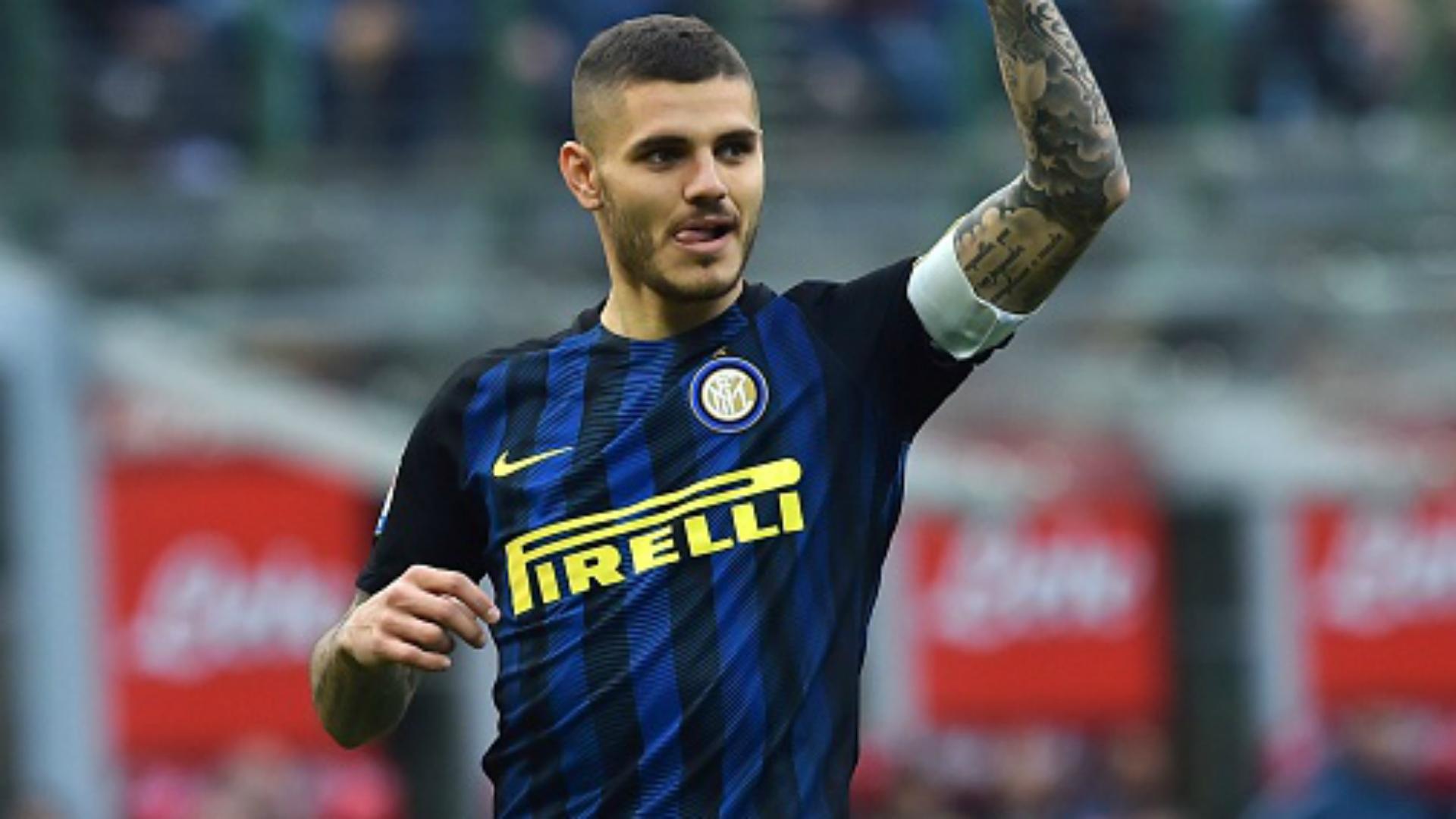 Mauro Icardi Inter Atalanta Serie A