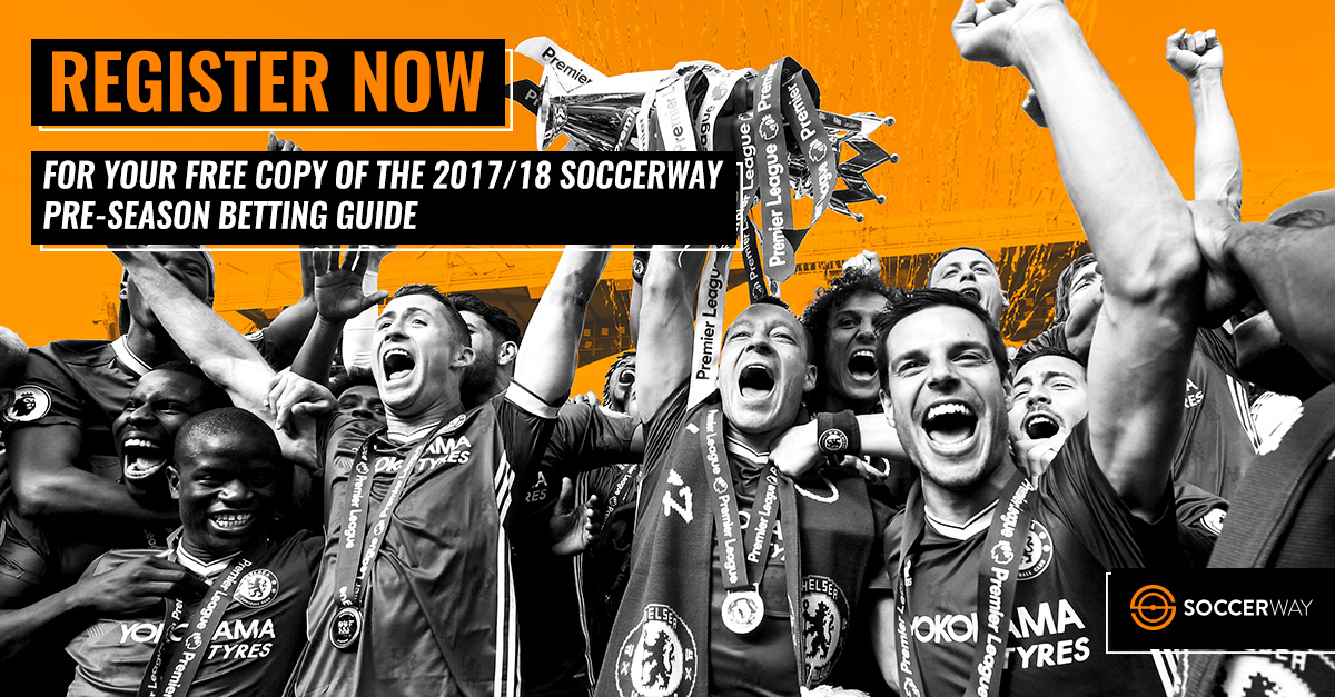 SOCCERWAY PRE SEASON GUIDE PROMO