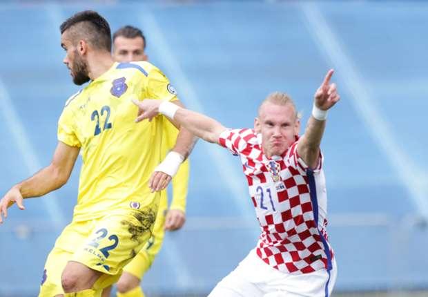 Domagoj Vida postigao je jedini pogodak na utakmici
