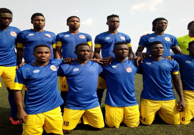 Coach Makinwa slams referee after ABS draw