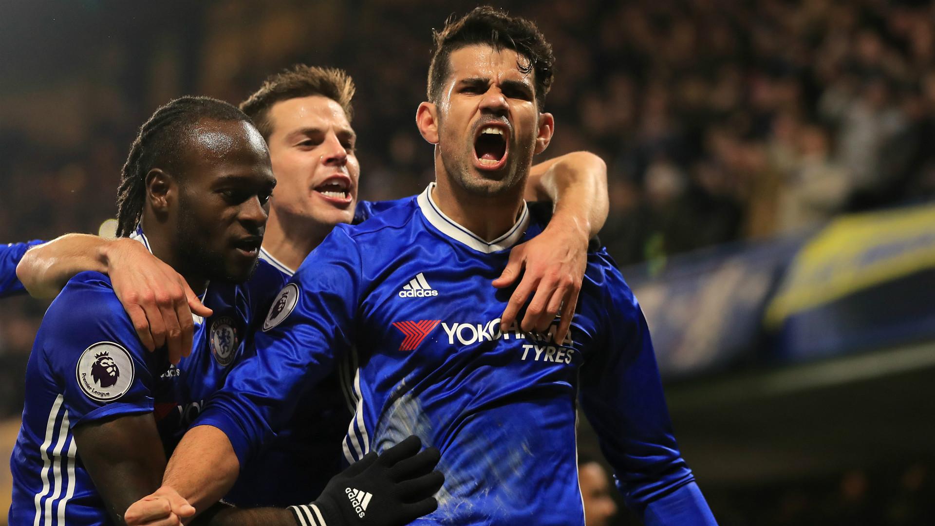 Diego Costa Chelsea Premier League