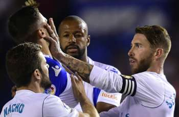 From disrespecting Messi to another ridiculous red - what's wrong with Sergio Ramos?