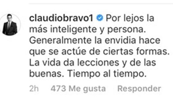 Medios ingleses vuelven a criticar duramente a Claudio Bravo