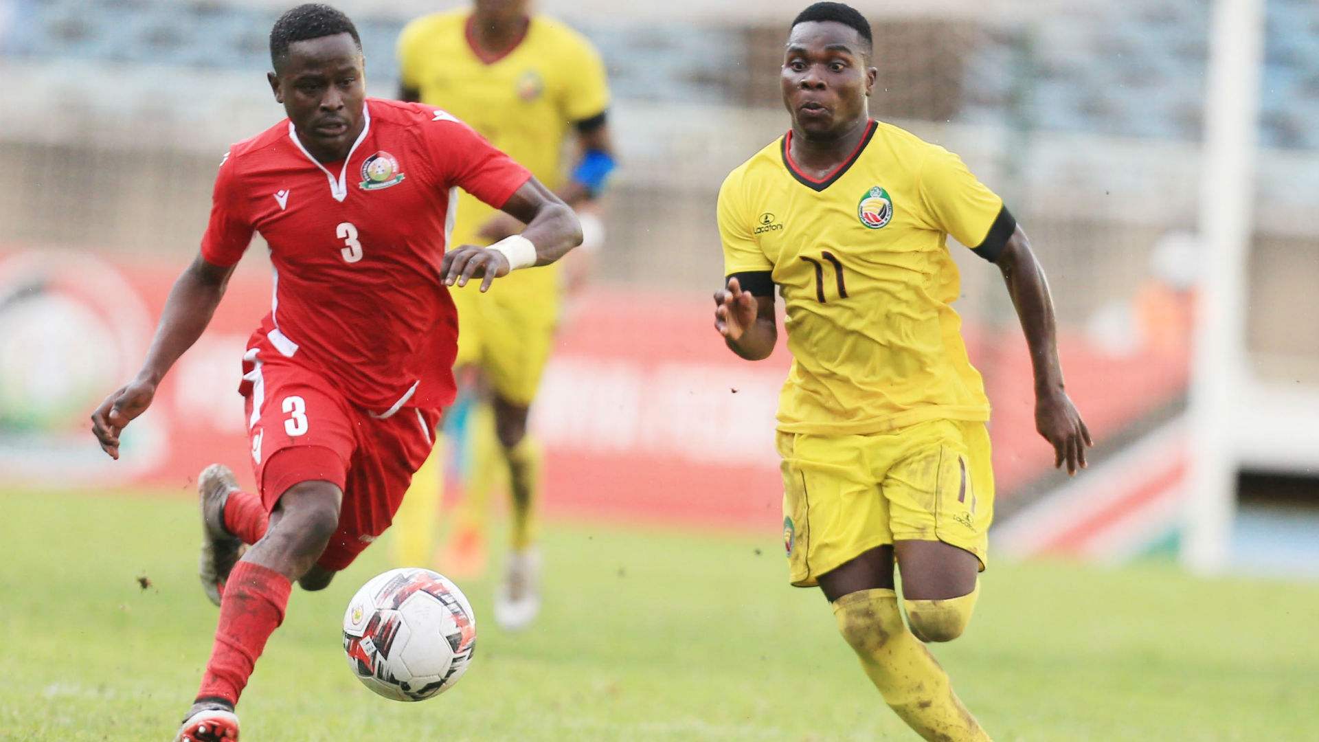 Afcon 2021 Qualifiers: Harambee Stars must play without fear vs Egypt – Kimanzi