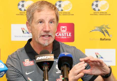 Baxter announces Bafana squad