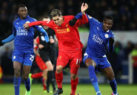 Amartey & Leicester claw back respect
