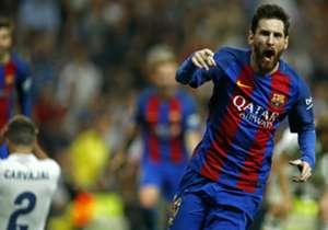 El argentino logró convertir 500 goles con Barcelona. Aparte del Camp Nou, ¿sabes cuál es su estadio favorito para marcar?
