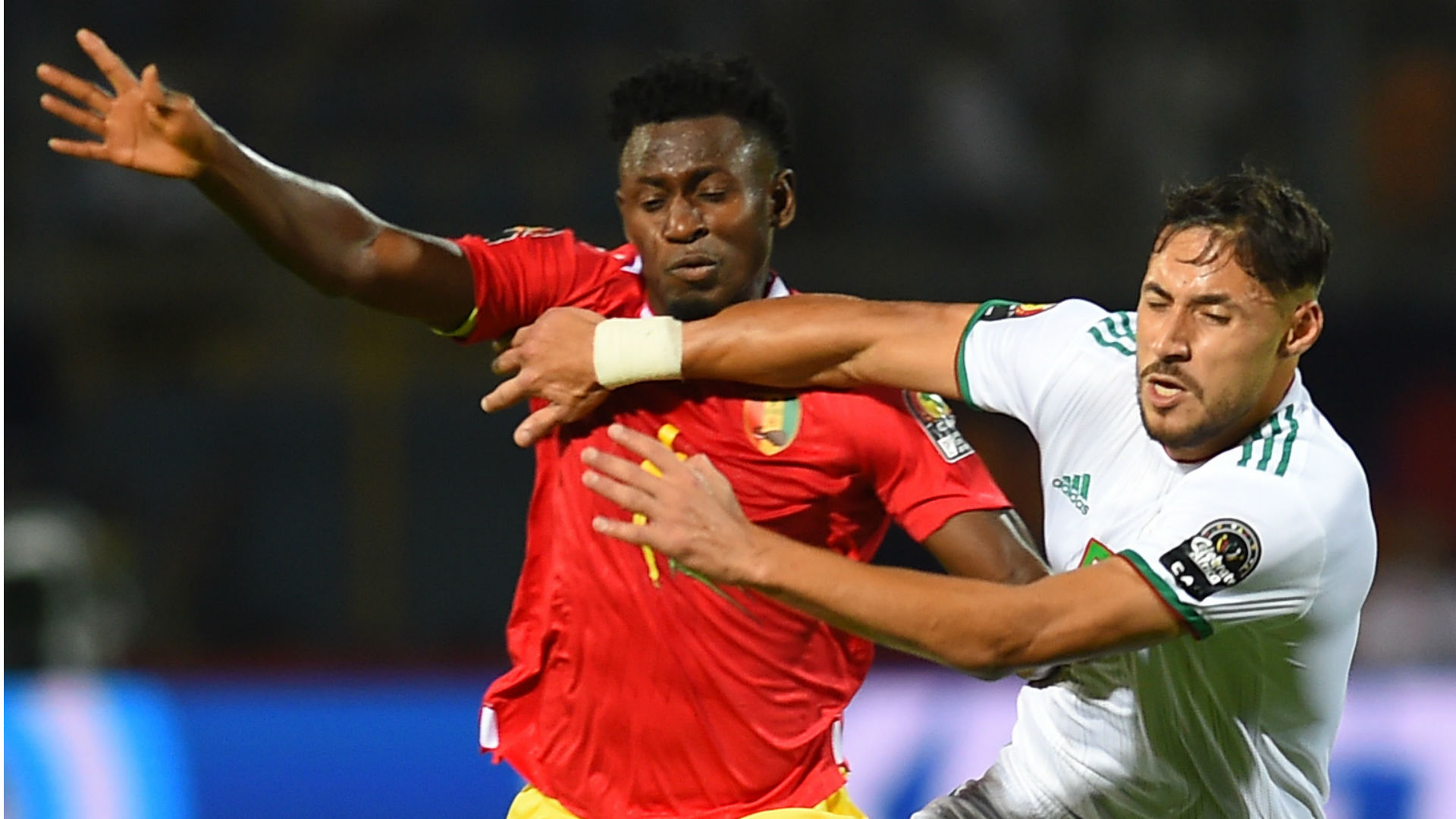 Cheikhou Kouyate, Yassine Meriah & the top 10 passers in Afcon 2019