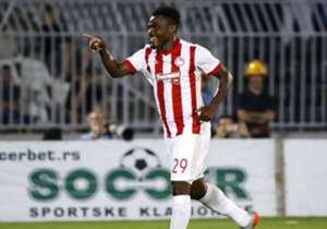 Emmanuel Emenike stole the headlines at Partizan Belgrade as the former Nigeria frontman came off the bench to make his debut for Olympiakos and had to wait only two minutes before opening his account for the Greek heavyweights. The visitors ran out 3-...