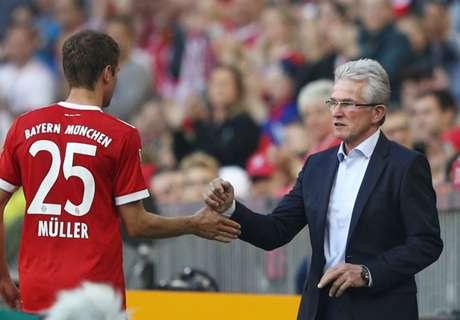Müller van terena tri tjedana