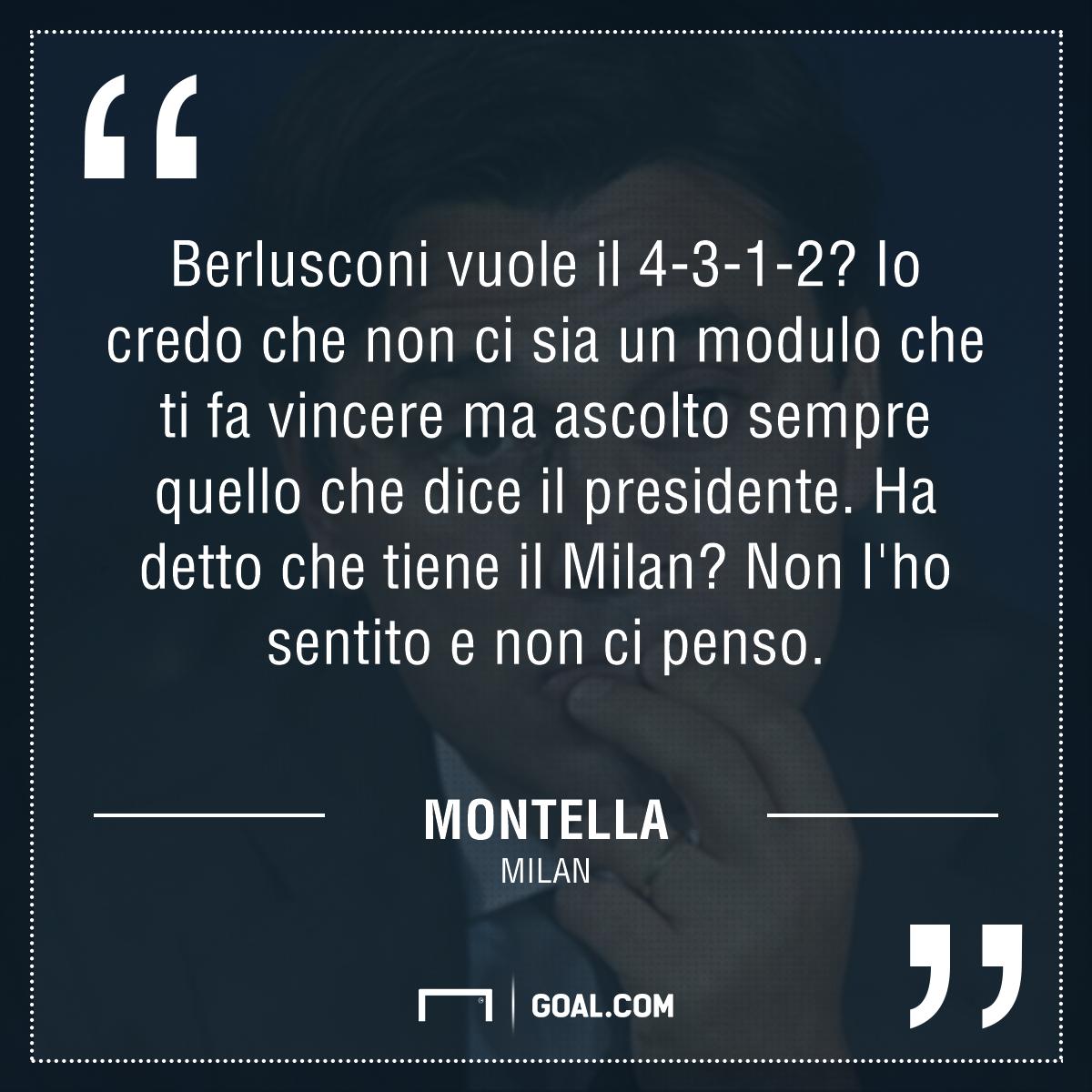 Lapadula favorito Montella spera ancora di avere Romagnoli